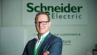 Tuomas Qvick on nimitetty Schneider Electricin Pohjoismaiden ja Baltian alueen liiketoimintajohtajaksi.