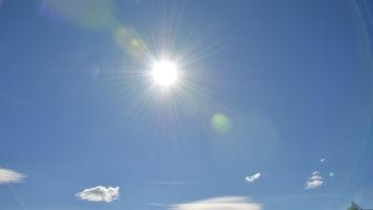 Sol eller regn i sommar avgör nästa vinters elpris
