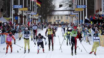John Kristian Dahl vinner Vasaloppet 2017