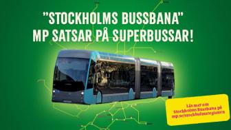 MP satsar på Superbussar