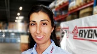 Elnaz Ehsani, klima- og bæredygtighedschef Bygma.jpg