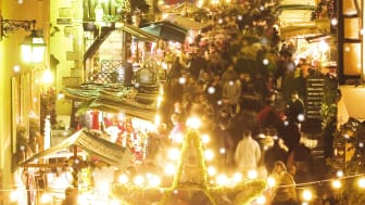 Hver tiende julegave shoppes i udlandet