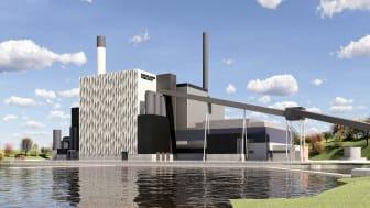 SEB Leasing Oy rahoittaa Tampereen uuden Naistenlahti 3 -kattilalaitoksen