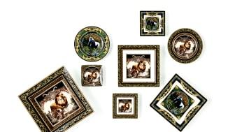 Extravagante Geschenkserie: Le Regne Animal.