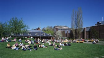 Chalmers Campus Johanneberg - Studenter