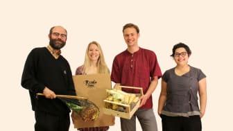 Södra Sveriges skarpaste idéer vidare i Venture Cup