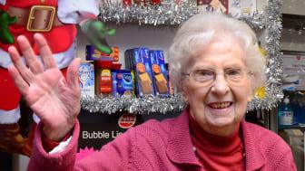 Kay White prepares to retire as Claverley Postmistress