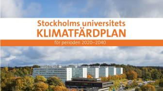 Stockholms universitet ska bli koldioxidneutralt till 2040
