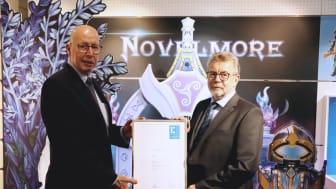NOVELMORE von PLAYMOBIL ist mit dem pro-K award 2020 prämiert worden