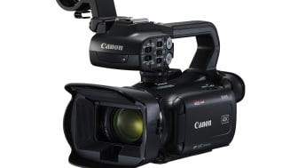 Canon XA45 – et kompakt 4K videokamera med profesjonelle opptaksfunksjoner