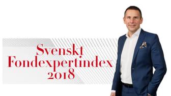Lars Pettersson, försäljningschef på Storebrand Asset Management