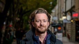 Mikael Jonsson. Foto: Göran Strand