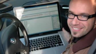 Biltestindustrin får hjälp av LTU forskare
