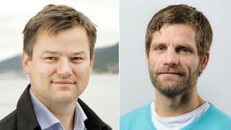 Bjørn-Erik Stabell og Øystein Valanes blir nye fiskeriutsendinger i Spania og Brasil