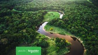 Schneider Electric fortsätter att leverera mot sina hållbarhetsmål – mobiliserar stöd från anställda, partners och kunder