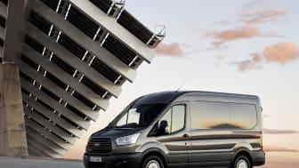 Ford Transit 2-tons