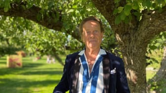 Guldäpplet 2021 - Björn Ranelid