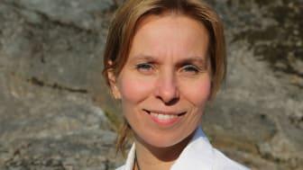 Linda Elmén nordisk miljöchef Canon