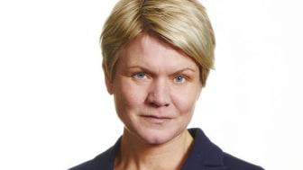 Petra Löfås, hållbarhetsansvarig på Svenska Mässan och Gothia Towers