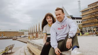 Lisa Svensson & Tobias Dagerås, foto: Natalie Greppi