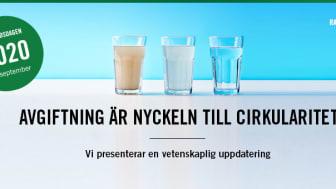 Framtidsdagen 18/9 – ett webbinarium om avgiftning