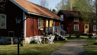 Författarkväll på Svalbo: Anna-Karin Palm