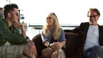 SVT visar rockig dokumentär från Göta kanal