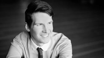 Philip Björkqvist, Confidencen-stipendiat 2016