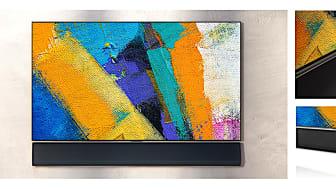 LG lanserer nye GX Soundbar