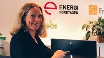 Åsa Pettersson, vd Energiföretagen Sverige