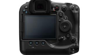 Canon EOS R3 - under utveckling. Fler detaljer avslöjade.