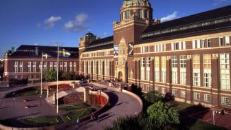 Naturhistoriska riksmuseet stänger för besökare