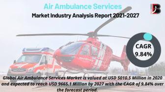 Air Ambulance Services Market