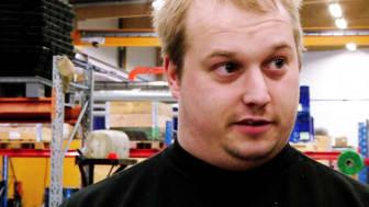 TYA TV besöker en gummiverkstad i Malå