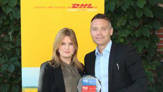 Lisa Göthberg, HR-chef och Ted Söderholm, vd