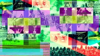 """""""Remixing the Future"""" är en ny utställning på Etnografiska museet. Foto: Andreas Nur"""
