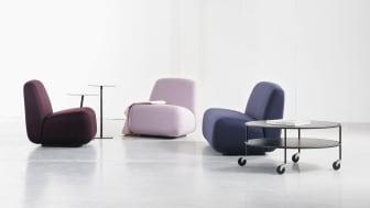 Svenska möbelproducenten Lammhults visar sin senaste kollektion under 55:e årgången av Salone del Mobile, 12-17 april i Milano.