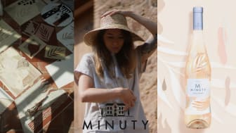 Minuty Rosé Limited Edition och årets konstnär MADI