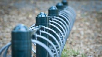 Solna inför parkeringsnorm för cyklar