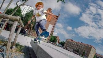 Så blev Malmö skateboardåkarnas stad