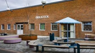 Välkommen till pressträff för bygget av nya Rosengårdsbiblioteket