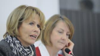Christa Maar als Sprecherin auf dem ECPC Cancer Summit