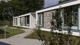 Esbjerg psykiatri, Danmark. Arkitekt: Arkitema Architects