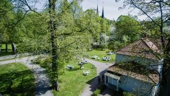 Varnhem ökar i betydelse som besöksmål. Foto: Patrik Borgenhard.
