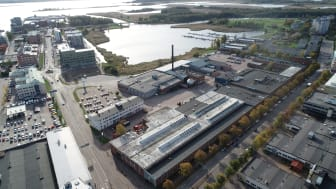 Fryshallen flyttas från Coops 58 000 kvadratmeter stora anläggning i Karlstad.