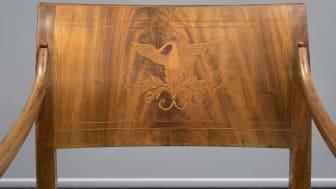 Møblement i empire-stil