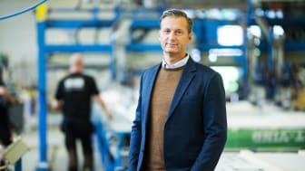 Stefan Holmberg, VD Svensk Husproduktion