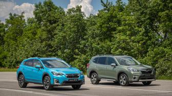 Subaru bevisar sin höga säkerhet igen
