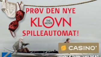 Klovn the Movie som spilleautomat