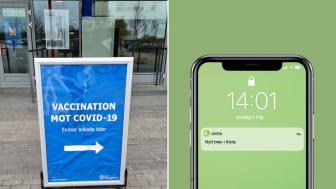 1 700 obokade tider fylldes på 4 timmar – Östergötland nyttjar digital brevlåda